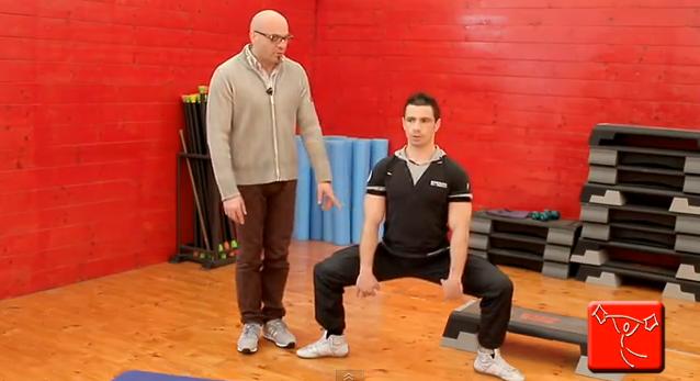 Interno coscia esercizi per tonificare questi muscoli for Interno coscia jill
