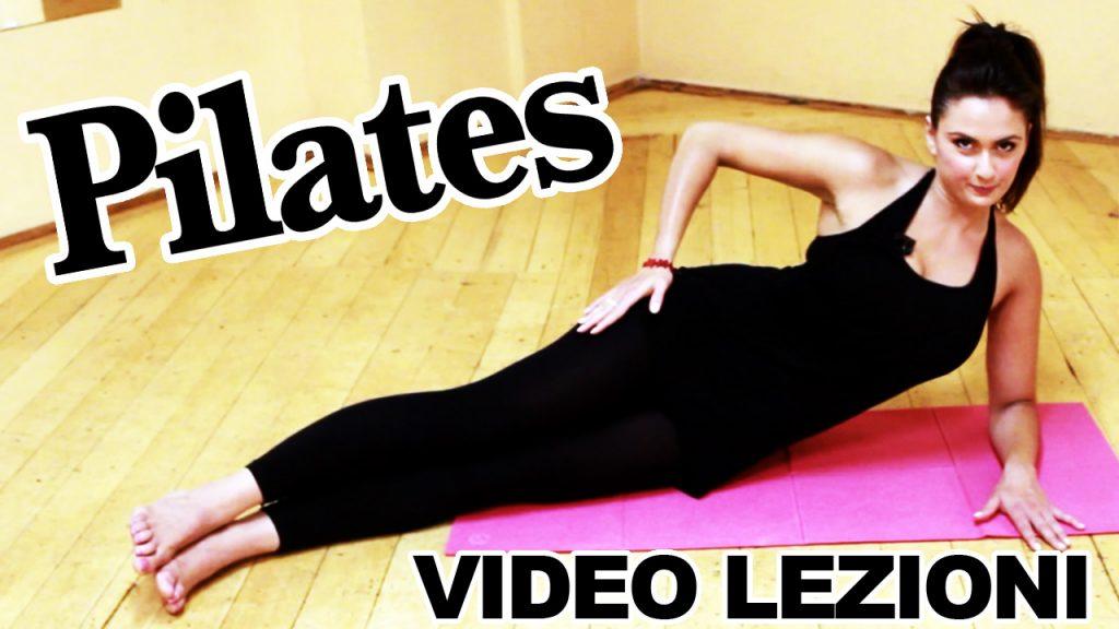 Pilates video lezioni per allenamento gratis dimagrire - Allenamento kick boxing a casa ...